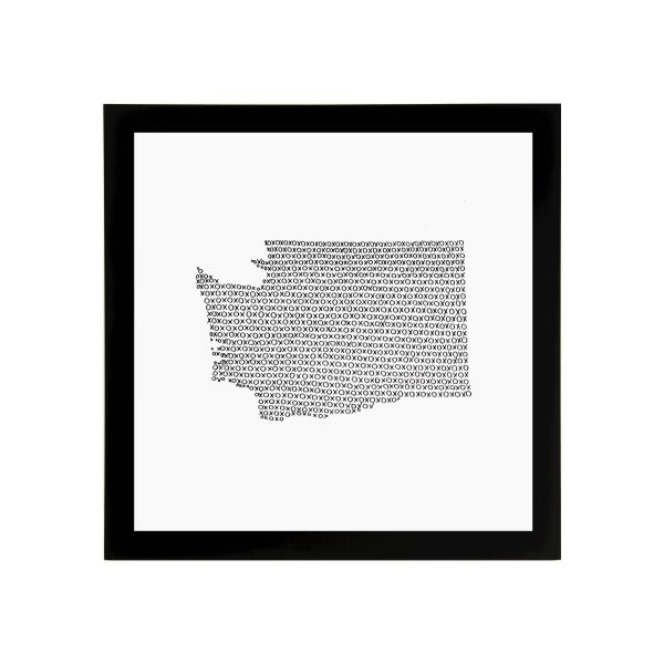 Framed State of Washington Art Print