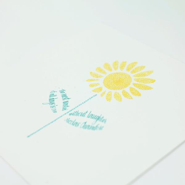 Close Up Sunflower Art Print